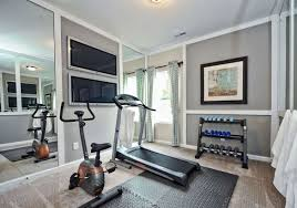 47 Extraordinary Basement Home Gym Design Ideas | Home Remodeling  Contractors | Sebring Design Build